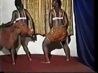 African Booty Shake