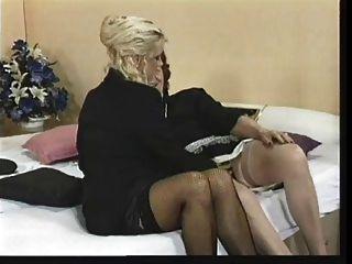 Mature Women Use Toy & Strapon