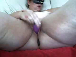 Horny Fat Bbw Ex Gf Masturbating Her Wet Dripping Pussy