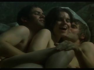Rebecca Palmer - Quills (threesome Erotic Scene) Mfm