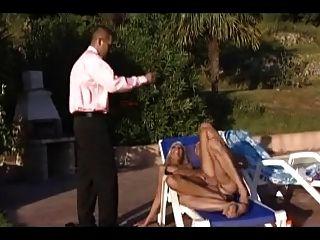 Poolside Hot Dp By Turyboy