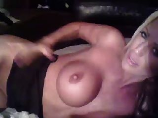 Sexy Blonde Milf Toys On Cam