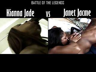 Kianna Jade Vs Janet Jacme