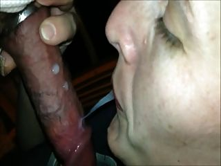 Wife Drains Cum Out Of Cock