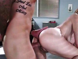 Milf Gets More Cock After Cum