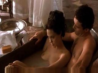Angelina Jolie And Antonio Banderas In Pecado Original