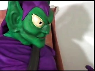 The Green Globlin Vs Captain Spermerica