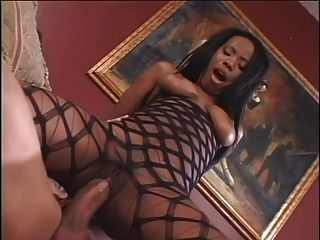 Black Girl Sucking And Fucking In Living Room
