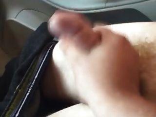 Str8 Helping Hand In Car