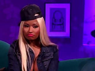 Nicki Minaj - Alan Carr, Chatty Man (02-11-2012)