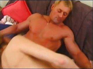 Amateur Milf Eve Adams Loves Young Cock