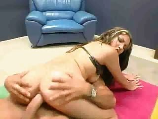 Sexy Honey Gets Fucked Silly