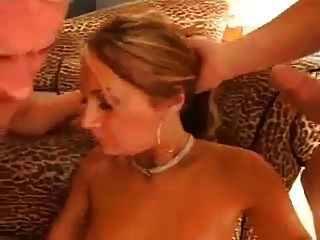 Amy  Getting It From 2 Guys
