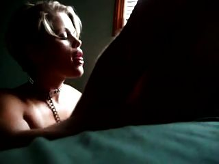 Obedient Slut Worshipping Cock