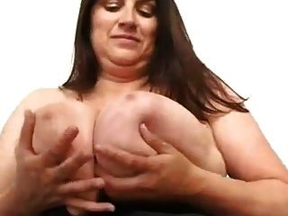 Mature Busty With Huge Saggy Tits