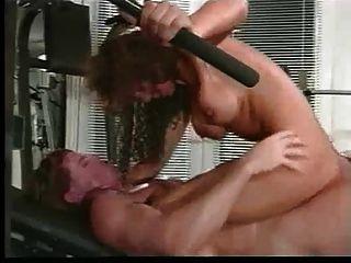 Jasmine Aloha Fucked In The Gym