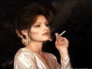 Sexy Smoking Slut