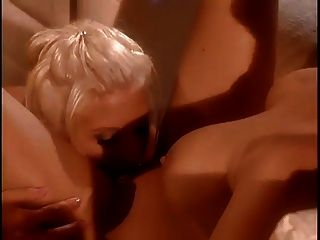 Asia Carrera Gets Her Pussy Licked By Her Sexy Girlfriend