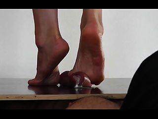 Foot Orgasm