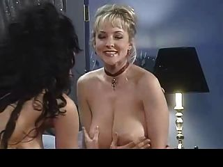 Danni Ashe Topless Talk