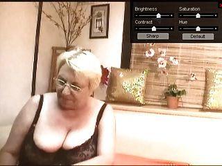 Granny Loren Big Tits