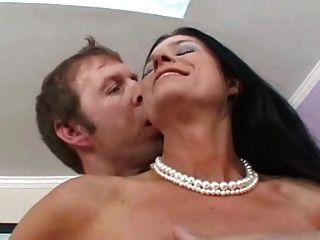 Tight Bodied Milf In Pearls Loves To Fuck