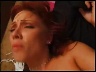 Horny Redhead Loves It Deep In Her Ass