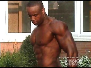 Black Muscle God
