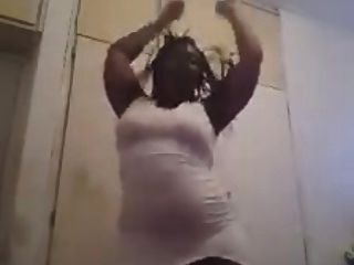 East African Girl Dancing