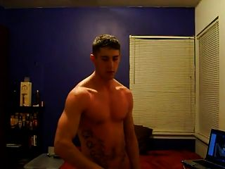 Str8 Guy Stroke For A Pussy