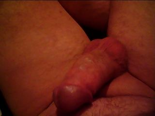 Hot Wax On Big Dick