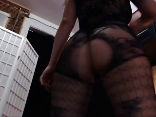 Fishnet Thong Joi