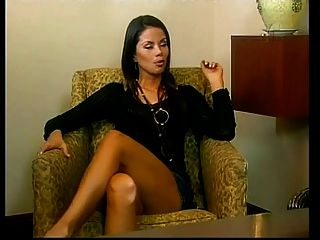 Miniskirt Crossed Legs   Part 2