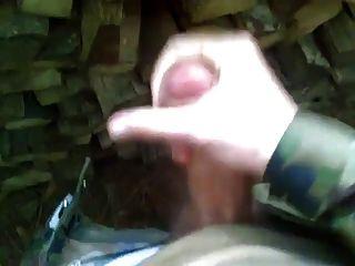 Russian Army Wank