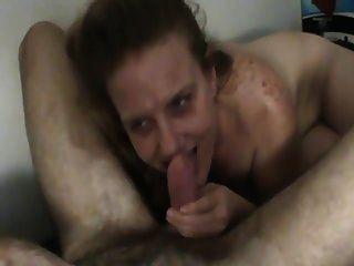 Sucking Cock - Balls Deep