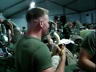 Soldier Deepthroat Banana
