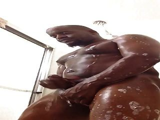 Str8 Bbc In Shower