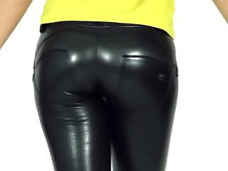 Wr.up Shaping Effect  Eco Leather Effect - Black