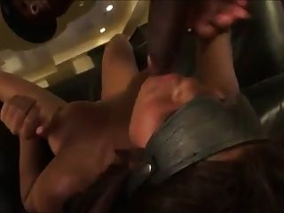 Candice Blowbang And Cum Swallow Party