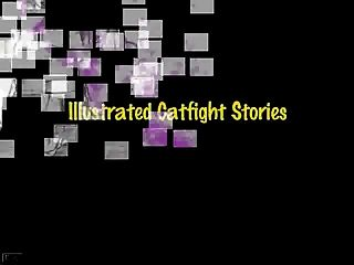 Girlfight Comix Video Portfolio