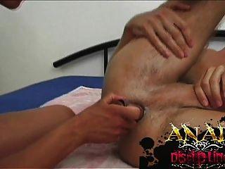 Deep Fist Fucking