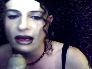 Sissy Maid Sindi Smoke & Suck 1