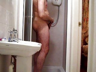 Shower And Wank
