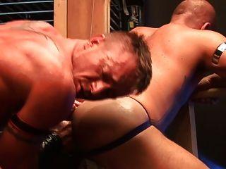 Hot Fisting Scene