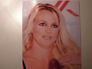 Cum On Britney Spears 2