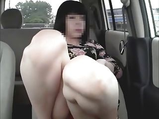Jp Masturbation In The Car