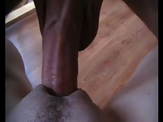 Spending head dick in pussy can not