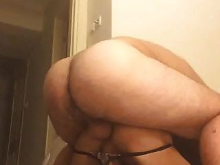 Crossdresser Melda Fucked By Muscle Stud Doggy Hardcore