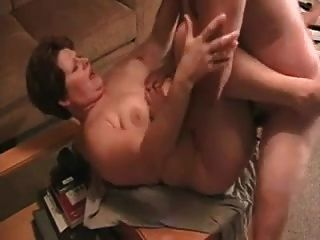 Mature Chubby Housewife Fucked Hard