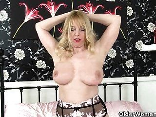 British Milf Lucy Gresty Collection 1